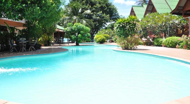 Charm Beach Resort - Ko Pha Ngan - Pool