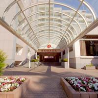 Ramada Frankfurt Messe Entrance