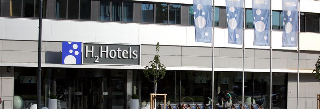 H2 Hotel Berlin-Alexanderplatz - Berlin - Building