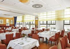 H+ Hotel Berlin Mitte - เบอร์ลิน - ร้านอาหาร