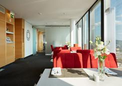 Hyperion Hotel Basel - บาเซิล - เลานจ์