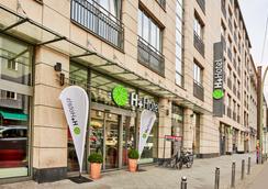 H+ Hotel Berlin Mitte - เบอร์ลิน - อาคาร