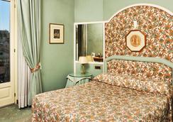 Mecenate Palace Hotel - โรม - ห้องนอน