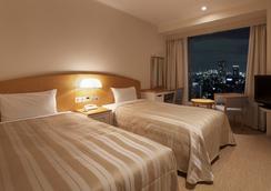 โรงแรมชินางาวะ พรินซ์ - โตเกียว - ห้องนอน