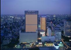 โรงแรมชินางาวะ ปรินซ์ - โตเกียว - อาคาร