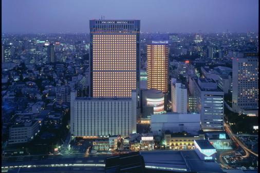 โรงแรมชินางาวะ พรินซ์ - โตเกียว - อาคาร