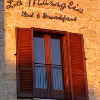 B&B La Muraglia Rose Apartmentbalcony for up to 4 person