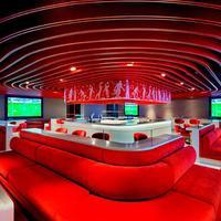 JW Marriott Marquis Hotel Dubai Hotel Lounge