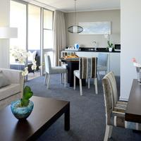 Lagoon Beach Hotel Living Room