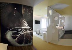 Room Mate Pau - บาร์เซโลน่า - ห้องนอน