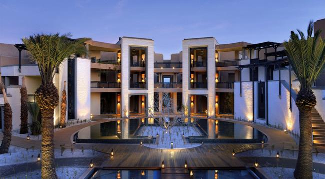 Royal Palm Beachcomber Morocco - Marrakesh - Building