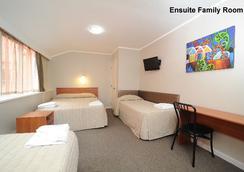 Kiwi International Hotel - โอ๊คแลนด์ - ห้องนอน