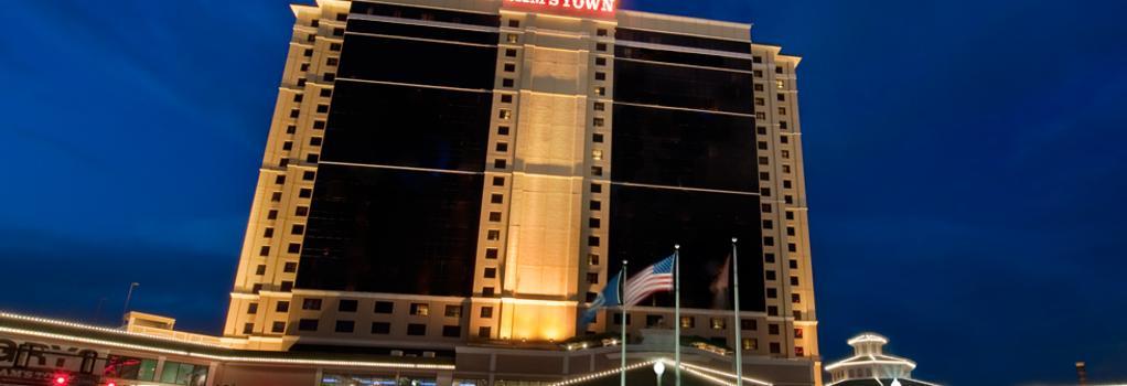 Sam's Town Hotel and Casino - Shreveport - Building
