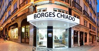 Hotel Borges Chiado - ลิสบอน - อาคาร