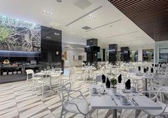 Hotel Olmeca Plaza - วิลลาเฮอร์โมซ่า - ร้านอาหาร