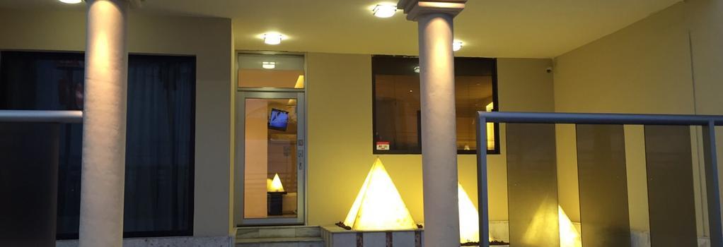 Egipcio Hotel Boutique - Veracruz - Building