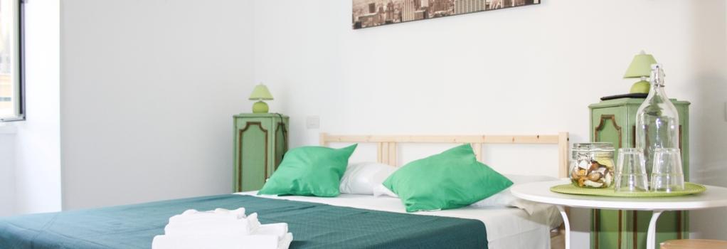 Salotto Piramide B&B - Rome - Bedroom