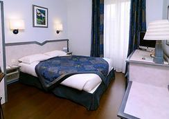 Quality Hotel du Nord Dijon Centre - ดีฌง - ห้องนอน