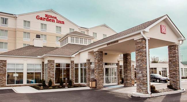 Hilton Garden Inn Providence - Providence - Building