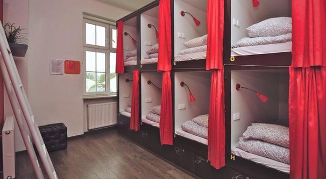 3City Hostel - Gdańsk - Bedroom