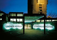 Lindner Congress Hotel - ดีสเซลดอร์ฟ - อาคาร