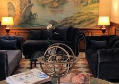 Hotel Traiano - โรม - ล็อบบี้