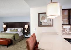 Staybridge Suites Atlanta - Midtown - แอตแลนตา - ห้องนอน