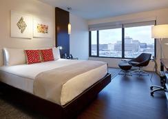 The Alexander Hotel - อินเดียนาโพลิส - ห้องนอน