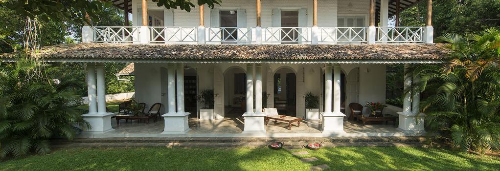 Pooja Kanda – an Elite Haven - Koggala - Building