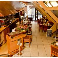 Grand Hotel D Orleans Breakfast Area
