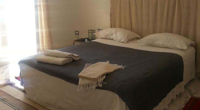 Dar El-Màa - Tunis - Bedroom