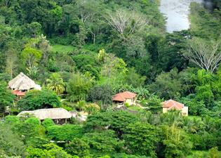 Sleeping Giant Rainforest Lodge