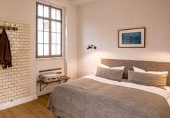 Hotel Oderberger - เบอร์ลิน - ห้องนอน