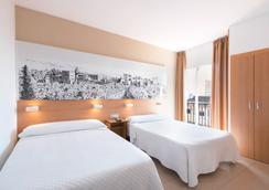 Hostal Atenas - กรานาดา - ห้องนอน