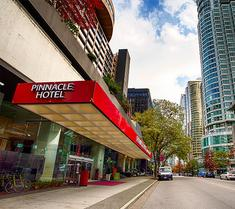 Pinnacle Hotel Vancouver Harbourfront