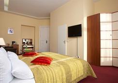 Hotel Abendstern - เบอร์ลิน - ห้องนอน