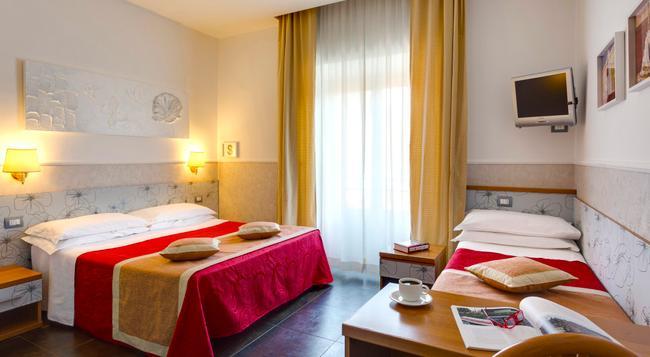 Hotel Marcantonio Rome - Rome - Bedroom