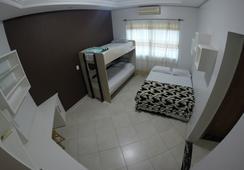 Hostel Saint Patricks - ฟอส โด อีกวาซู - ห้องนอน