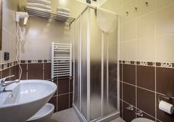 Hotel Veneto - ฟลอเรนซ์ - ห้องน้ำ