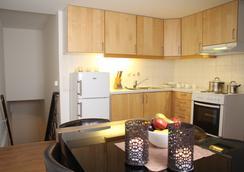 Central City Apartments - ออสโล - ห้องครัว