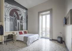 B&B Hotel Napoli - เนเปิลส์ - ห้องนอน
