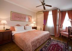 Hotel Sari Konak - อิสตันบูล - ห้องนอน