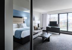 Ottawa Embassy Hotel & Suites - ออตตาวา - ห้องนอน