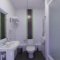 Sheddok Hotel Bathroom