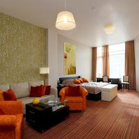 Sheddok Hotel Living Area