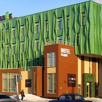 Sheddok Hotel Hotel Front