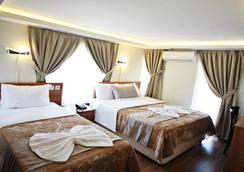 Taksim Palace Hotel - อิสตันบูล - ห้องนอน