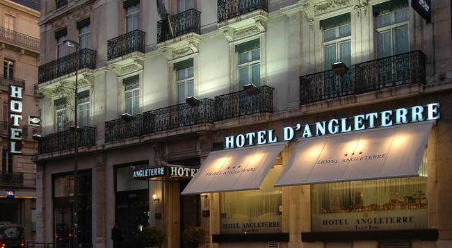 Hotel d'Angleterre Grenoble Hyper-Centre - Grenoble - Building