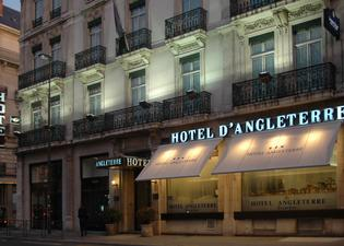 Hotel d'Angleterre Grenoble Hyper-Centre