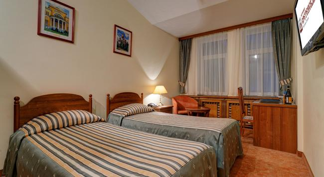 Sretenskaya Hotel - Moscow - Bedroom